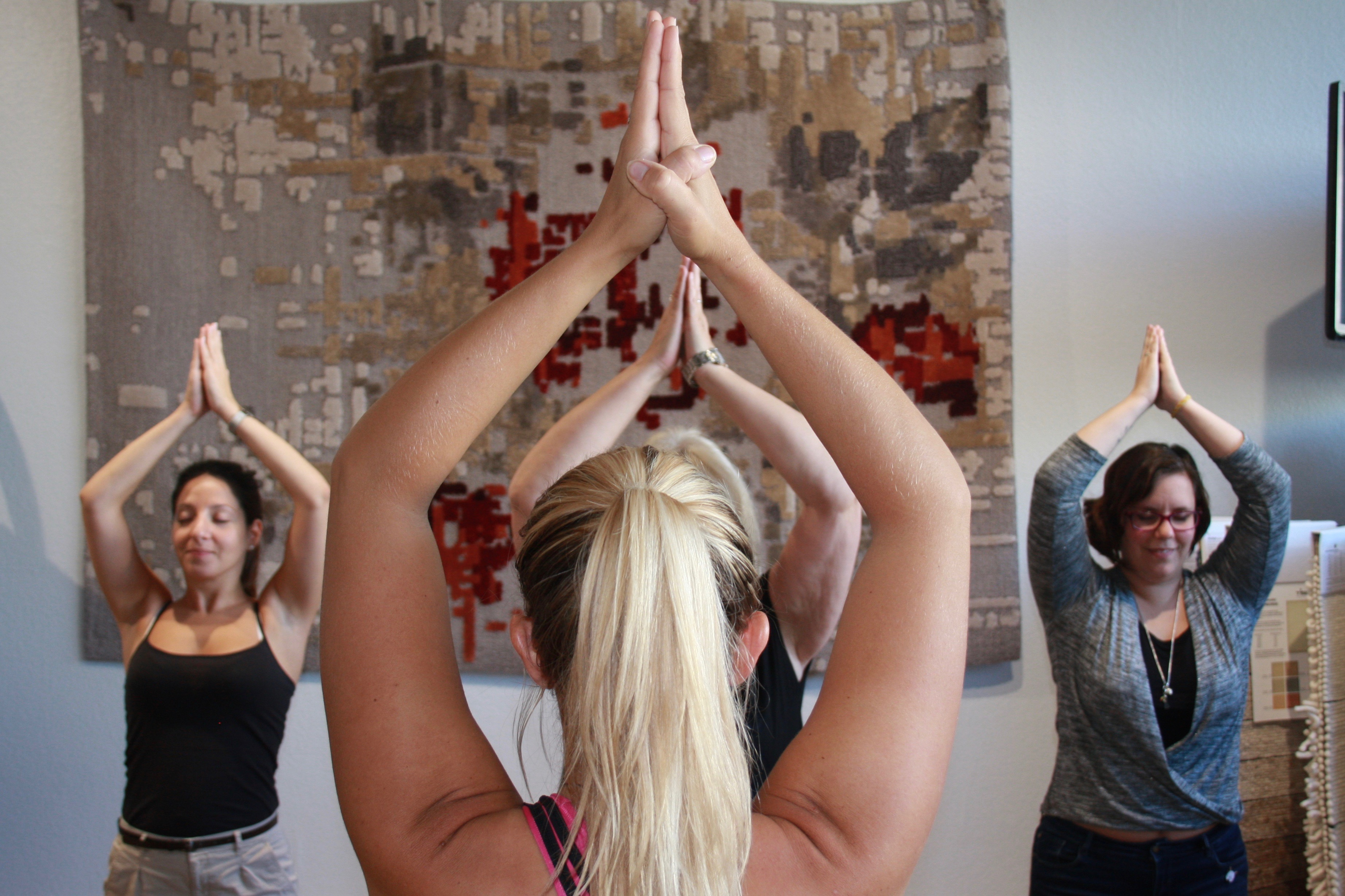 Special discovery offer on Corporate Yoga