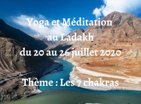 Ladakh Yoga Retreat